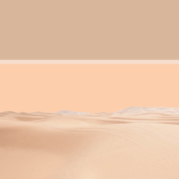 Shades of Sand - Art by Richard Lerma