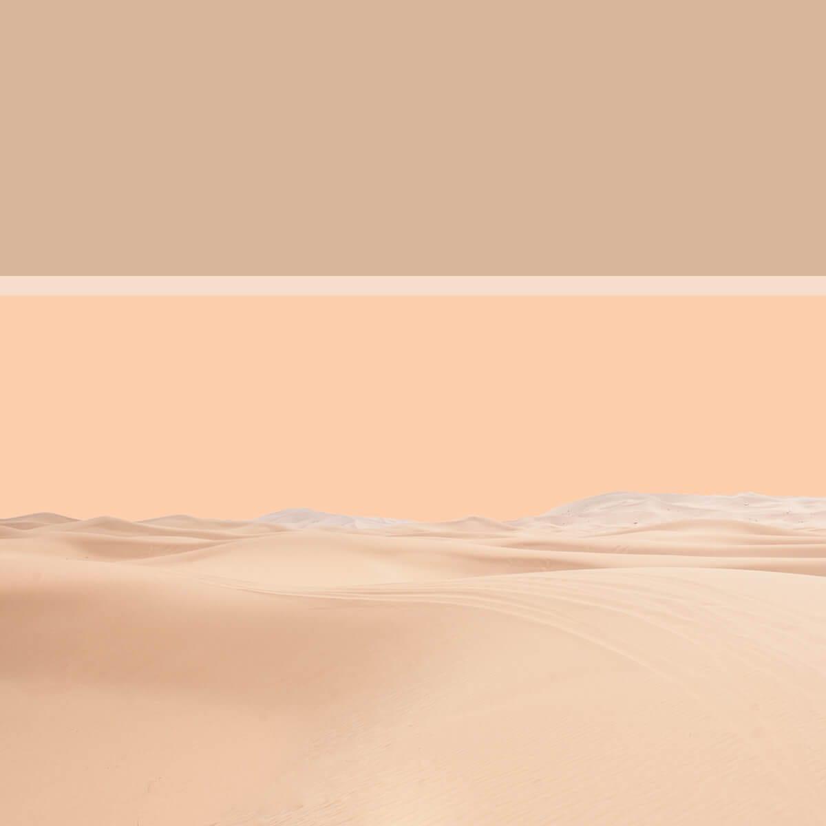 Shades of Sand - Art by Richard Lerma