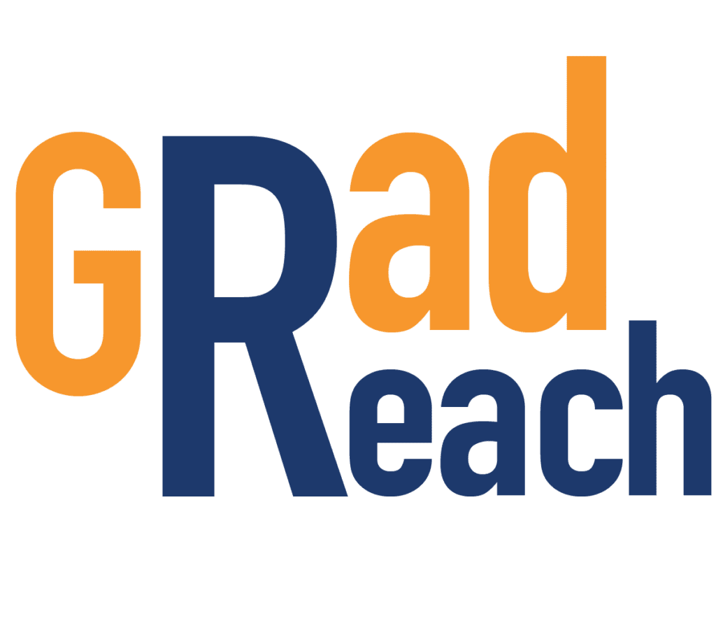 GradReach - Logo by Richard Lerma