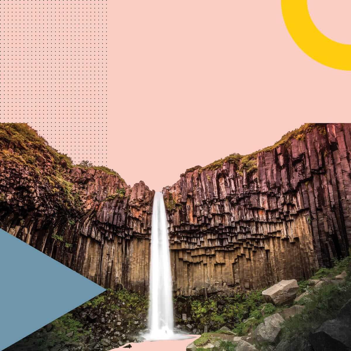void waterfall