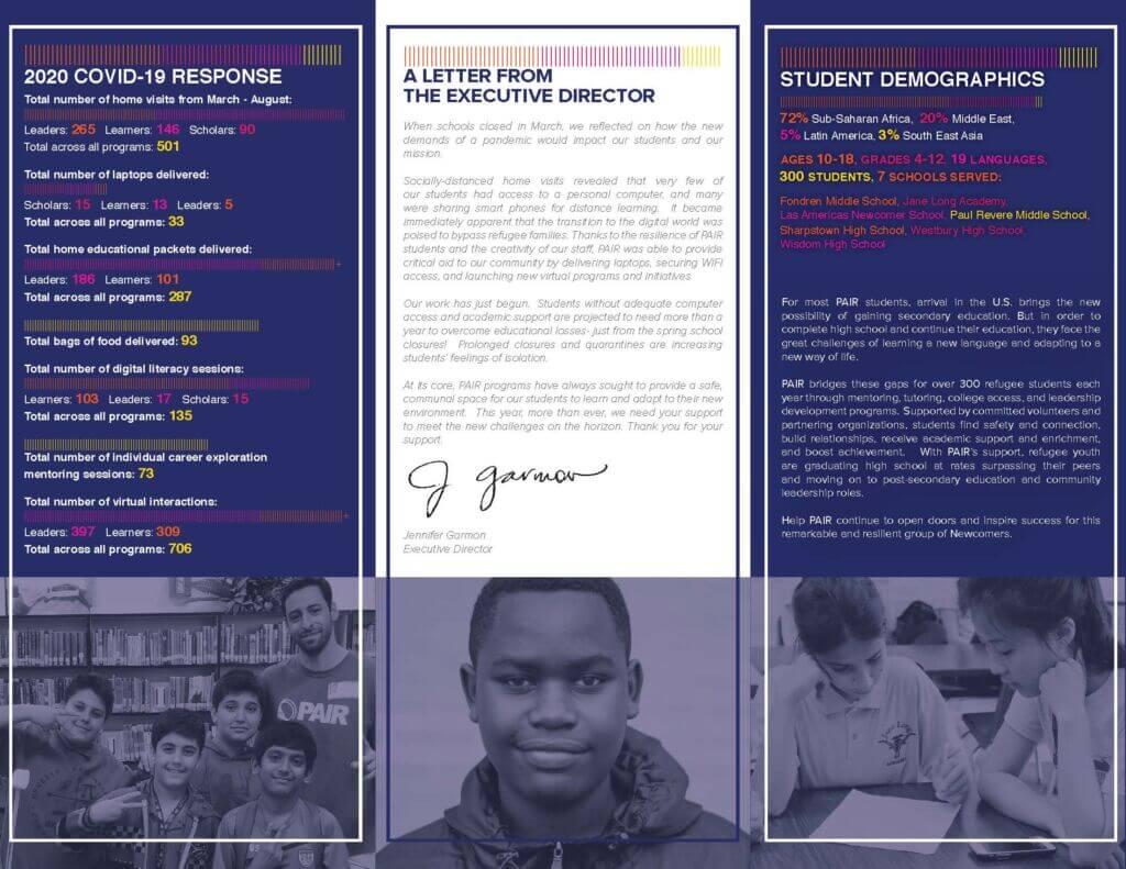PAIR Brochure